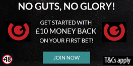 Guts Sports UK Bonus
