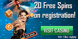 CasinoCom Freeplay