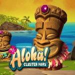 Energy Bet Free Spins Aloha Cluster Pays