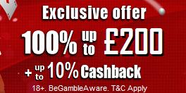Mansion Casino UK Cash Back