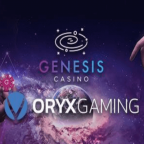Oryx Gaming at Genesis Limited Casinos
