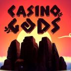 Casino Gods - New! £300 Bonus and 300 Free Spins!