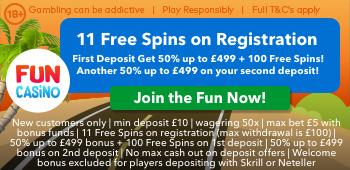No Deposit Casinos 11 Free Spins 22 Free Spins Uk Top